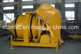 China Topall Diesel Engine Powered Concrete Mixer