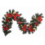 Christmas Garland with Decoration