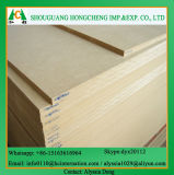 Plain MDF Wood Board for Decoration Furniture