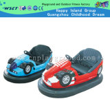 Electric Car with Shock Absorber Ground Grid Bumper Car (HD-11206)