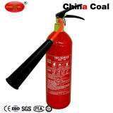 China Coal Portable CO2 Fire Extinguishers