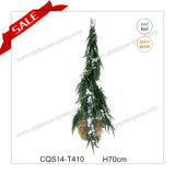 Evergreen H1-3feet Plastic Christmas Tree Commerical Promotional Gift