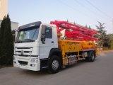 Pump Trucks HOWO 29m Lifted Height Concrete Pump Truck