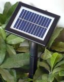 Glass PV Solar Panel Light Controller with Battery Polycrystal 13*9.6