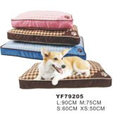 Durable Water-Proof Fabric W/Soft Fleece Lining Pet Beds (YF79205)