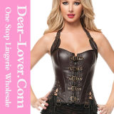 Sexy Leather Corset From China