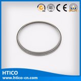 Precision Stainless Steel Circular Ring with Groove