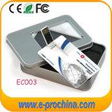 Customized Logo Business Card Memory Disk USB Flash Stick (EC003)