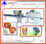 SWC-590 Cupped Noodle or Milk Tea Shrink Packaging Machine