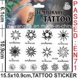 Non-Toxic Temporary Body Tattoo Sticker (CG020)