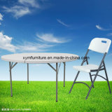 Plastic Folding Table for Outdoor Furniture (XYM-T102)
