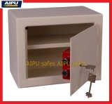 Key Lock Mini Safe Box with 3mm Body and 3mm Door