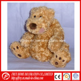 Brown Plush Teddy Bear Toy for Baby Gift