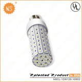 UL Listed High Quality 1500lm E26 12W LED Light
