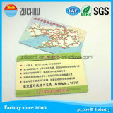 Customized Printed Plastic Greeting Card Gift Membership Card