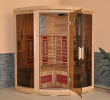 3-5 People Infrared Sauna with Ceramic Heater