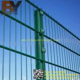 Powder Coated Twin Wire Fence Double Wire Mesh Fencing