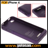 External Backup Battery Charger Case for iPhone 4 4G 4th