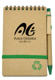 Eco-Friendly Notebook Green Recycled Paper Notebook