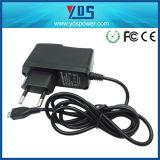 5V 3A EU Wall Plug Adapter
