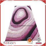 3D Decorative Design Area Rug 100% Polyester Shaggy Carpet