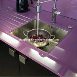 Toughened Glass Kitchen Worktop with AS/NZS2208: 1996, BS6206, En12150 Certificate
