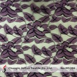 Jacquard Elastic Lace Fabric for Nightwear (M5206)