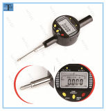 Five Button Digital Dial Indicator with Analog Pointer
