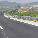 Aashto M180 W Beam Highway Guardrail