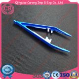 Medical Disposable Surgical Plastic Tweezers with Good Quantity
