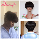 Brazilian Human Hair Front Lace Wig / Full Lace Wig