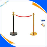 Queue Barrier Pole/Retractable Queue Pole