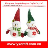 Christmas Decoration (ZY14Y16-1-2) Christmas Snowman Ornament Children Toys