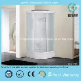 ABS Tray Matt Glass Complete Shower Cabin with CE (BLS-9704)