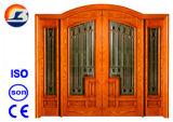 Classical Design Meranti Foliding Wooden Door