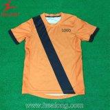 Free Design Sublimation Sportswear Customized T-Shirt for Teamwear