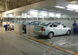 Car Spray Booth Equipped Preparation Station with High Quality