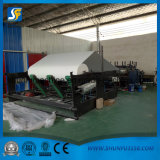 China Supplier Automatic Embossing Toilet Paper Rewinding Machine
