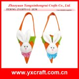 Easter Decoration (ZY13S771-1-2 32CM) Easter Carrot Bag Easter Promotional Items