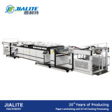 Mssa-1200A Fully Automatic UV Oil Glazing Machine for Paper Card