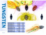 Wholesale Cheap Flipping Weight Fishing Weight Tungsten