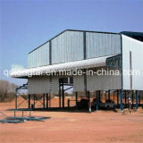 Sandwich Panel and Steel Structure