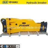 Silent Type Excavator Demolition Hydraulic Hammer Breaker for 20tons Carrier