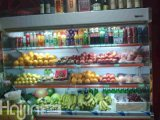 Fruit & Vegetable Refrigerator/Supermarket Display Freezer/Display Showcase