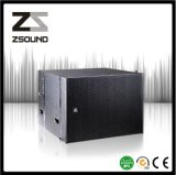 Single 15inch Powerful Line Array Subwoofer for Stage