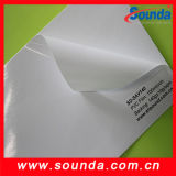 China Factory Price White Self Adhesve Vinyl for Printing