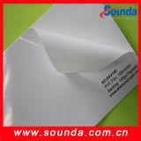 China Factory Price White Self Adhesve Vinyl for Printing