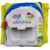 Akcohol Free Thick and Soft Baby Wipes Organic Bamboo Wet Wipes