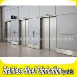 Decorative Stainless Steel Elevator Sliding Door