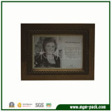 Eco-Friendly Wooden Photo Frame for Decoration